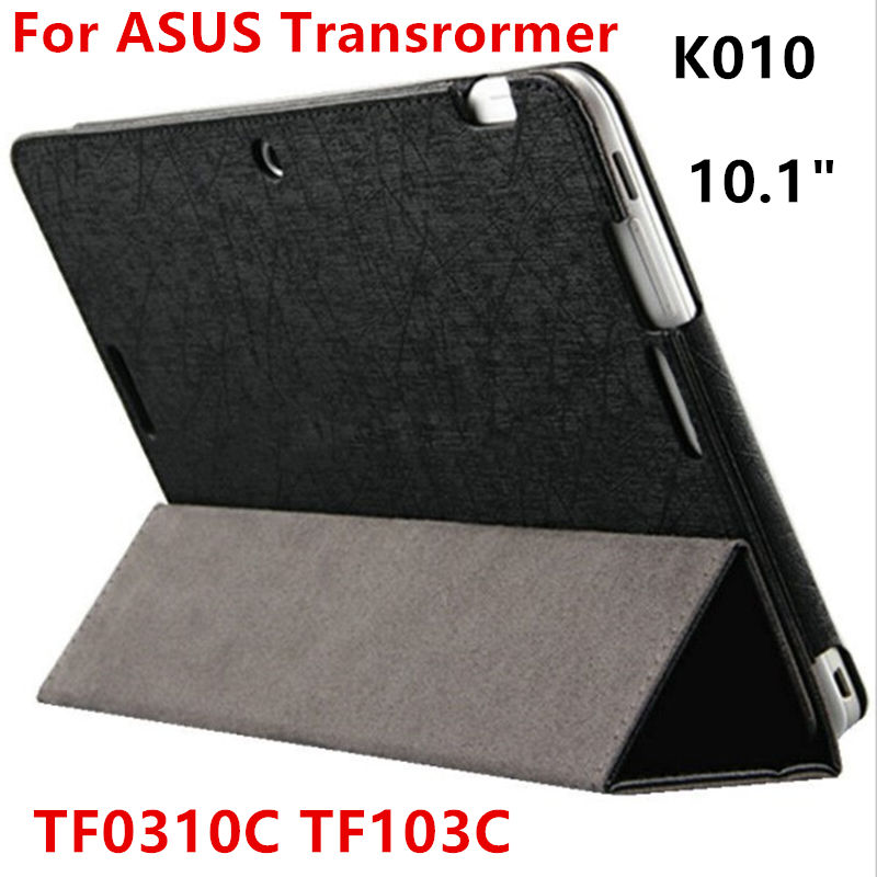 Case For ASUS Transformer Pad TF0310C Protective cover Leather Tablet For TF103C TF103CG K010 K018 10.1 inch PU Protector Sleeve планшет asus transformer infinity tf701t в алматы