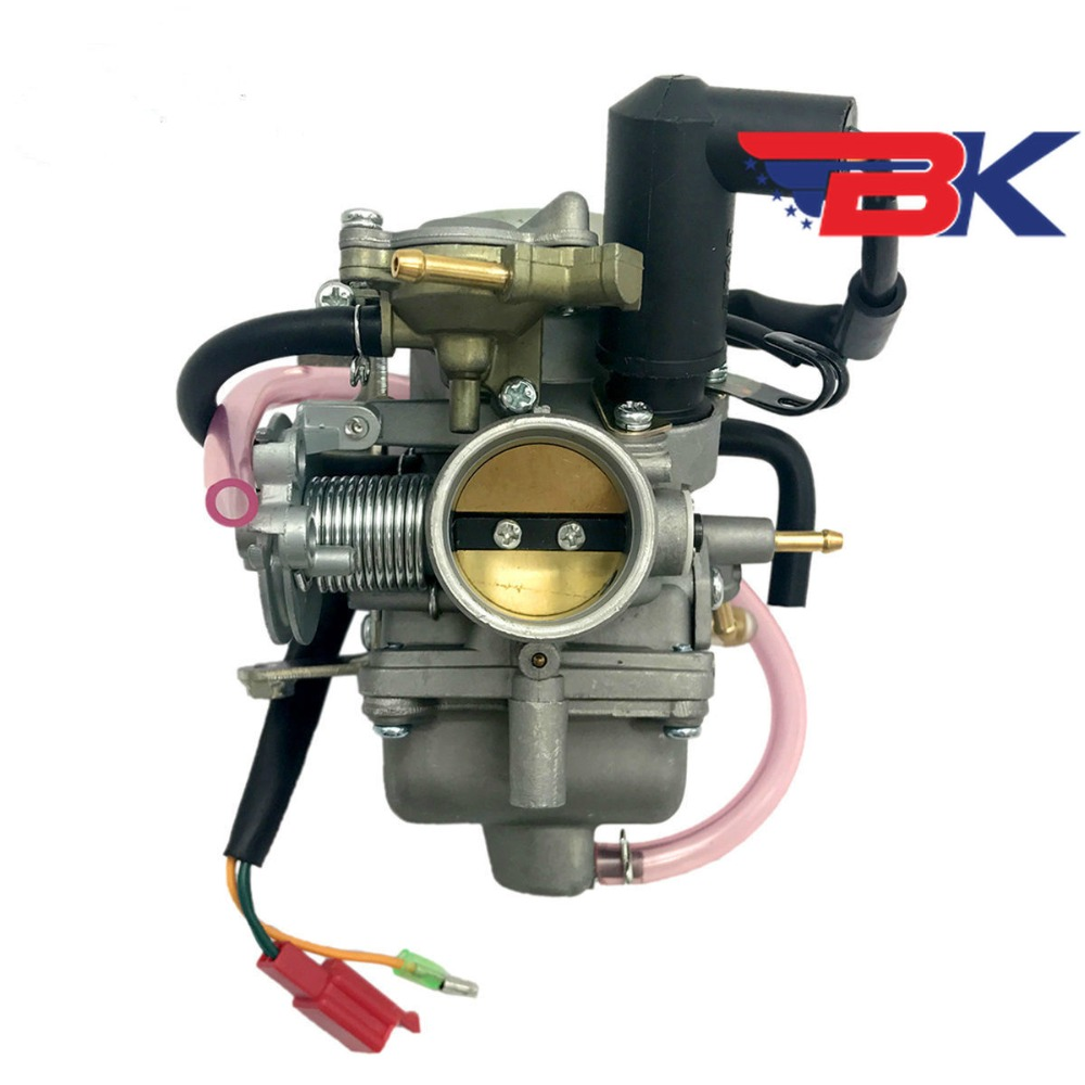 Atv Parts & Accessories Automobiles & Motorcycles Carburettor For Jianshe 125 Yamaha Ybr125 Gs125 En125 125cc Motorcycle Atv Carb Soft And Light
