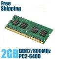 Brand New Sealed Sodimm DDR2 667 МГц/800 МГц/533 МГц 1 ГБ/2 ГБ для Ноутбуков Память RAM/Пожизненная гарантия/Бесплатная Доставка!