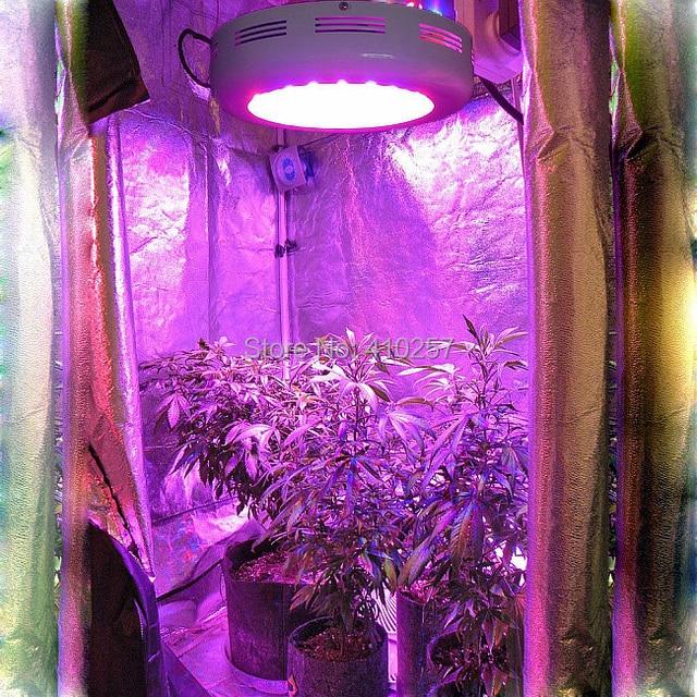 freeshipping UFO 180W Led grow light 60x3w dropshipping