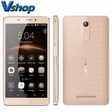 LEAGOO Original M8 3G Teléfonos Móviles Android 6.0 Quad Core RAM Smartphone 2 GB ROM 16 GB 720 P 13.0MP 5.7 pulgadas Dual SIM Celular teléfono