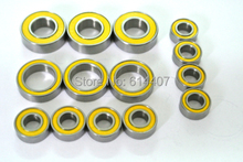 Supply HIGH PRECISION RC CAR & Truck Bearing for KYOSHO Ultima st ep sports free Shipping