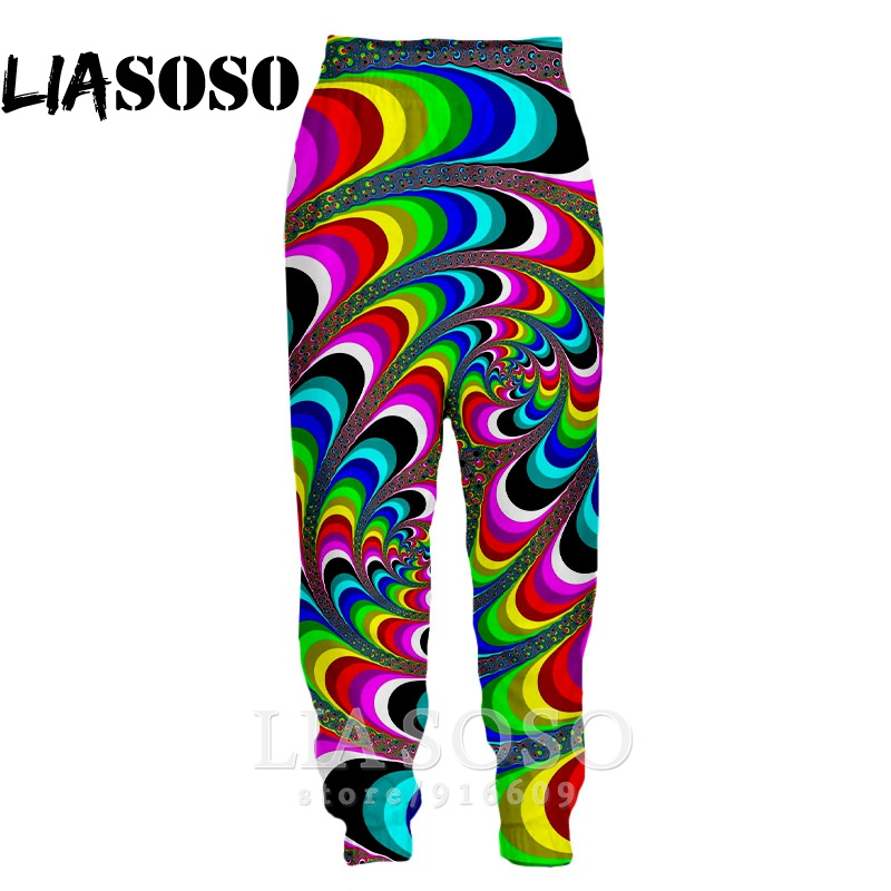 3d Print Men Women Full Length New Jogger Kids Hypnotize Sweatpant Winter Pants Anime Psychedelic Funny Top Sports Trousers E696