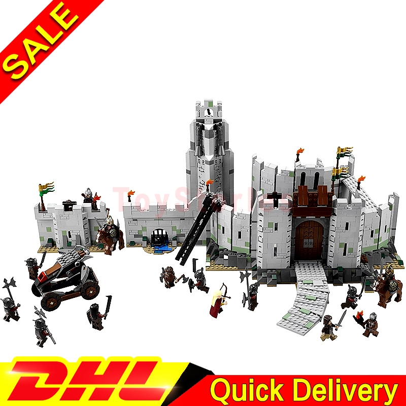 Lepin 16013 The Lord of the Rings Series The Battle Of Helm' Deep Building Blocks Bricks Set legoings Toys Gifts Clone 9474 christ the lord out of egypt
