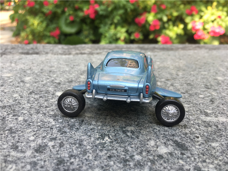 Image 5 - Original Disney Pixar Cars Finn McMissile with Breather Deluxe Rare Metal Diecast Toy Cars New Loose-in Diecasts & Toy Vehicles from Toys & Hobbies