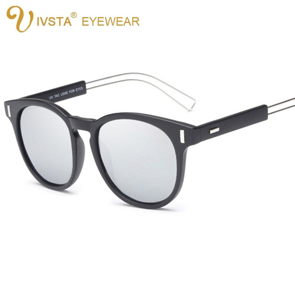 Polarid IVSTA Ronda Retro gafas de Sol Mujeres Del Ojo de Gato gafas ...