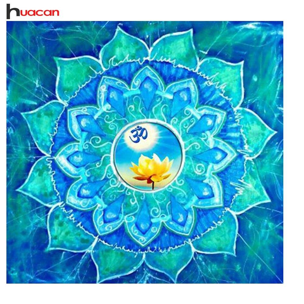 Huacan,Diamond Painting Cross Stitch Flower Patterns Rhinestone Handmade Kits,5D Diamond Mosaic Full Embroidery Home DecorHuacan,Diamond Painting Cross Stitch Flower Patterns Rhinestone Handmade Kits,5D Diamond Mosaic Full Embroidery Home Decor