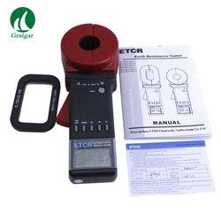 Nowy ETCR2100 + cyfrowy zacisk na cyfrowy ziemi tester rezystancji rozdzielczość 0.001 Ω
