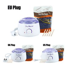 Hair Removal Hot Paraffin Wax Pot Warmer Heater Spa Depilato