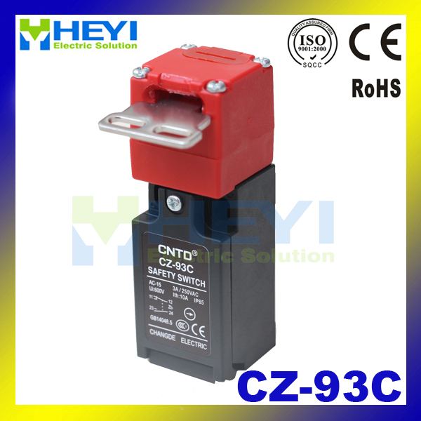 Safety door switch Limit switch Micro switch CZ-93C 1NO1NC safety key interlock switch new original cj1w ph41u plc 4 input point process input units