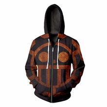 Fans Wear Men Hoodie Polyester Hoodies One Piece Monkey D. Luffy Sweatshirt 3d Printed Cosplay Hooded Sweatshirts