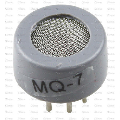 MQ 7 Carbon Monoxide CO Gas Detection Sensor