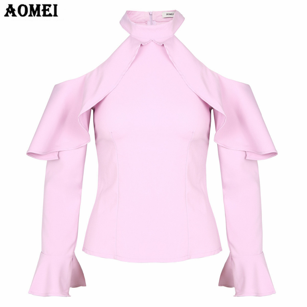 Lolita Lavendor Color   Blouses   for Women Summer Fashion New Ruffles Sleeve   Blouse     Shirts   Female S M L XL XXL Ruffled Trim Tops