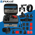 PULUZ Go Pro Accessories 24 in 1 GoPro Accessories Combo Kit with EVA Case for GoPro HERO5 / HERO4 Session / HERO 5 / 4 /3+
