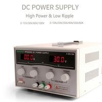 New style adjustable power supply 15V 30V 60V 100V 10A 20A 30A 40A 50A 60A dc switching power supply for Repair