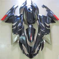 Bo Fairing Kits for Aprilia R 125 06 07 08 Fairing for Aprilia 2007 2008 2009 2000 2011 Red black Plastic Fairings RS4 RS125