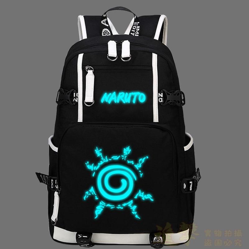 Naruto Glowing Bag