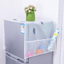 BAKINGCHEF домашний пылезащитный чехол для холодильника стиральная машина пылезащитный чистящий Органайзер с сумкой для хранения аксессуаров
