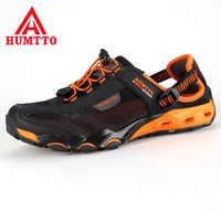 Nouvelle arrivée chaussures de randonnée en plein air sapatilhas mulher trekking hommes randonnee scarpe uomo femmes wading en amont maille respirante
