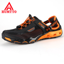 new arrival outdoor hiking shoes sapatilhas mulher trekking men randonnee scarpe uomo women wading upstream breathable mesh