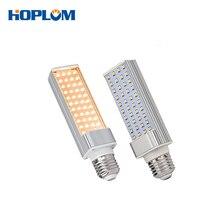 110V LED Luci A Intensità Per Le Piante Indoor Spettro Completo Desktop Pianta Lampada di Pannello con 44 LED Impianto Luce Della Lampadina Per frutta, fiori