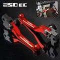 Для GasGas EC250 2017 2018 газ EC 250 CNC алюминиевый мотоцикл для мотокросса Dirt Pit Bike Pivot DirtBike рычаги тормозного сцепления