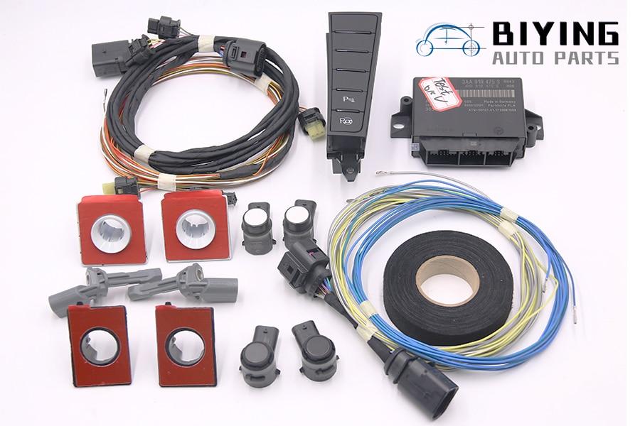 Intelligent Auto Estacionamento Park Assist Auxiliar PLA 2.0 Para VW Passat CC B7 8 3AA 919 475 S K PARA 12 K