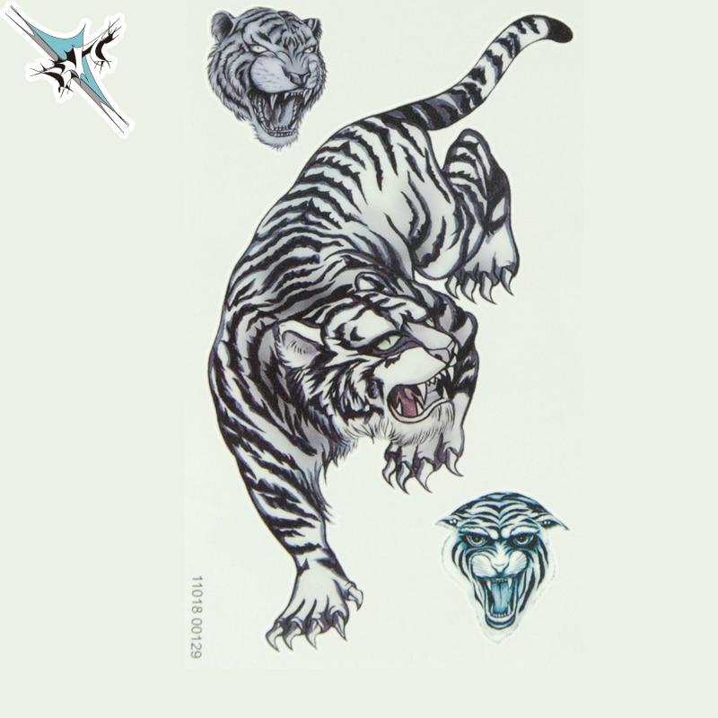 Popular cool tiger tattoos buy cheap cool tiger tattoos for Cool tiger tattoos