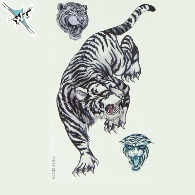 online cheap temporary tiger