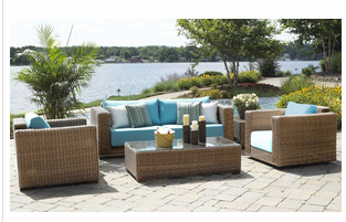 Rattan sofa outdoor  Online Buy Wholesale outdoor furniture couch from China outdoor ...