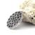 Compatível com Estilo Europeu Colares Encantos Por Atacado de Jóias 100% 925 Sterling Silver Pingente de Laço Cintilante CKK