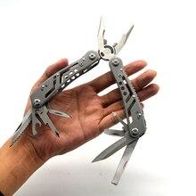 Multifunctional folding knife survival