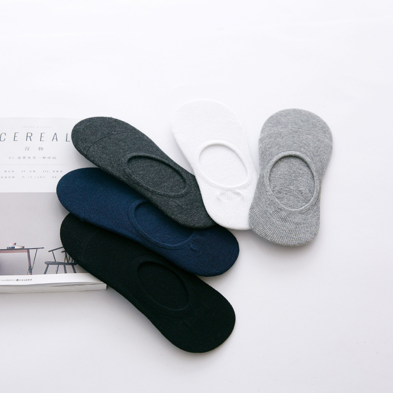 SP & CITY Твердые Хлопок Короткие Носки Тапочки Человек Носки Хлопок Высокого Качества Calcetines Hombre Termicos Счастливые Носки Сжатия