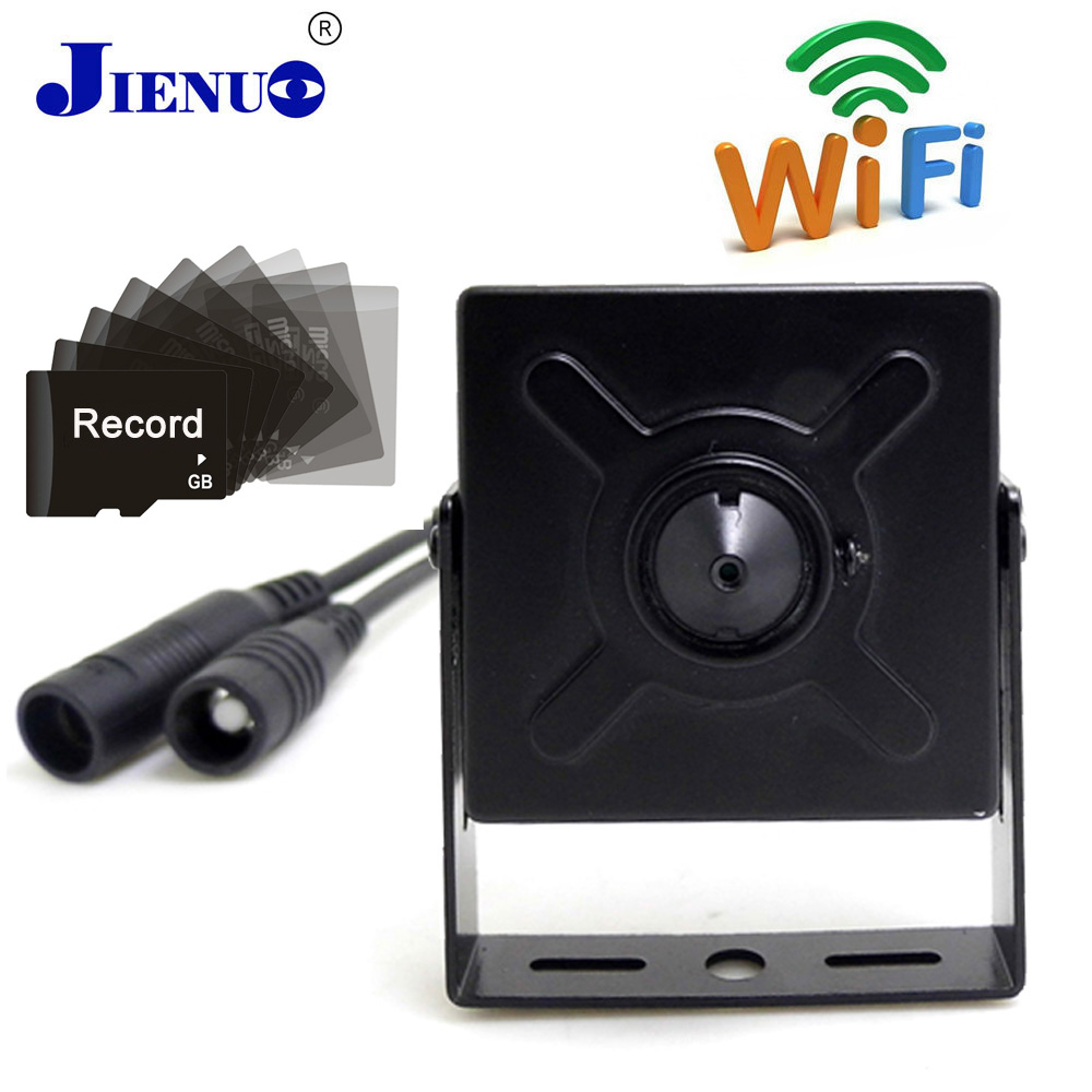 HD Mini Wifi IP Camera font b Wireless b font 720P Smart P2P Baby Monitor Network