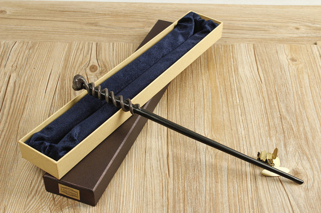 New Version Dean Thomas oft  Magical Wand Cosplay Wand with box Harry Potter