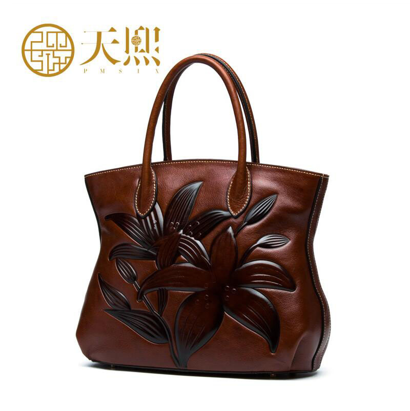 Famous brand top quality Cow Leather women bagAutumn and winter fashion elegant handbag shoulder messenger bag dumplings