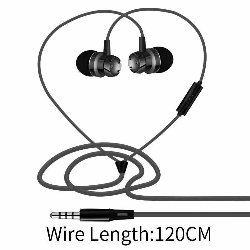 3,5 мм разъем проводные наушники-вкладыши Super Bass для htc Desire 10 12 12 + 12 S 10 pro наушники беговые наушники гарнитура