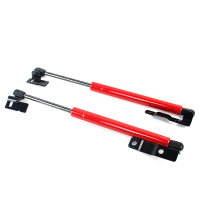 2pcs For Nissan NAVARA D40 2005 2015 Front Hood Lift Supports Gas Charged Struts Damper Shocks Auto HCK 067 1 24.02