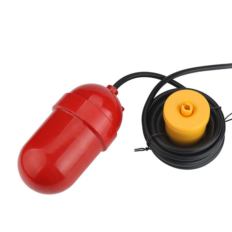 цена на FQS-4 Cable Float Level Switch Water Level Controller Plastic Float Switch Float Controller Float Switch