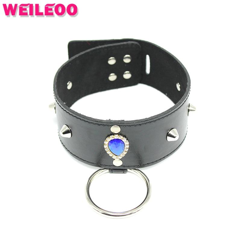 Buy jewel collar bdsm collar slave collar slave bdsm sex toys couples fetish sex toys bdsm bondage restraints adult games