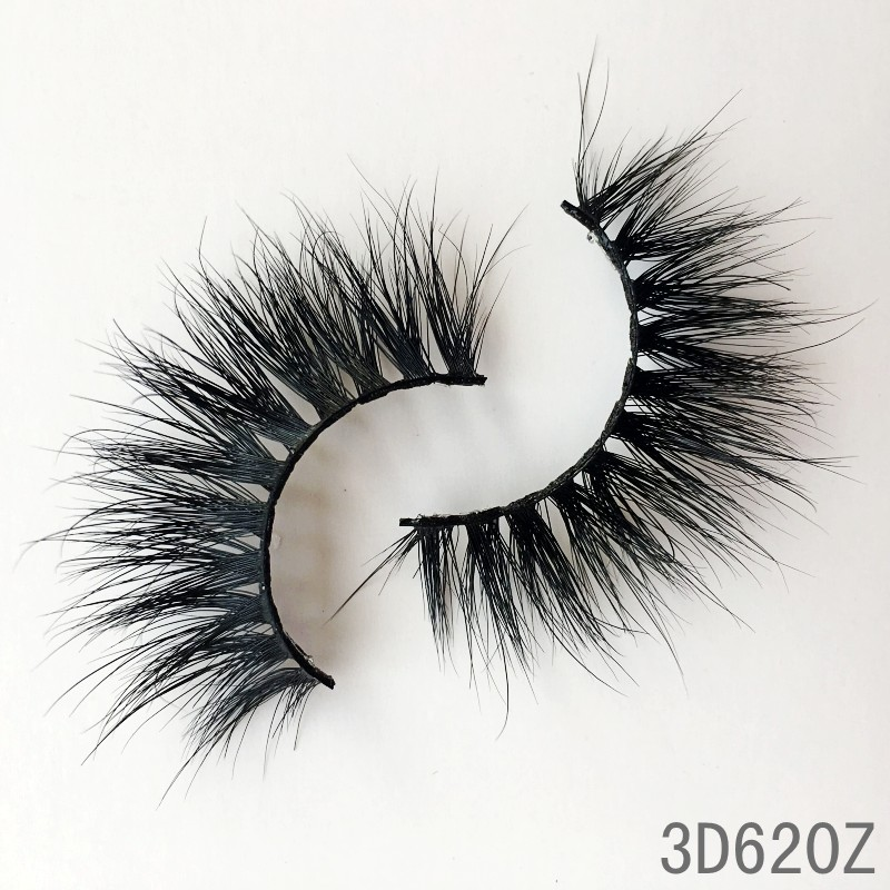 UPS Free Shipping 40pair Mink Lashes 3D Mink Eyelashes 100 Cruelty free Lashes Handmade Reusable Natural