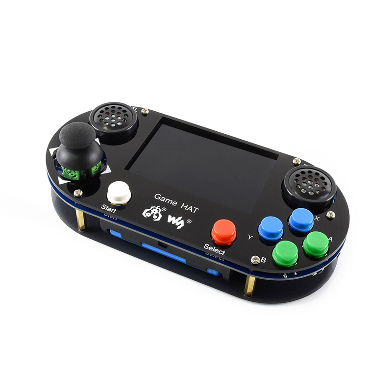 Raspberry Pi RetroPie Handle Game Console Gamepad with 3.5 inch 480 x 320 IPS Screen for Raspberry Pi 3 B+Plus / 3B / Zero W