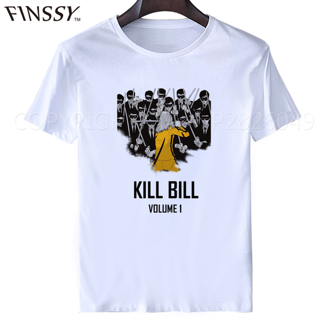 Camiseta 2017 homem Bonito Branco Pulp Fiction Quentin Tarantino T-shirt Top plus size xxxl dos homens clohing