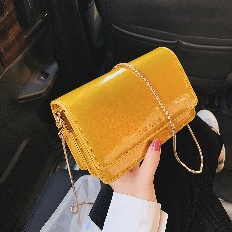 Female Crossbody Bags For Women 2019 Quality PU Leather Luxury Handbags Designer Sac A Main Ladies Candy Shoulder Messenger Bag in Shoulder Bags from Luggage Bags