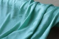 Jacquard satin fabric silk clothing cheongsam clothing fabric BH2026 0.5m