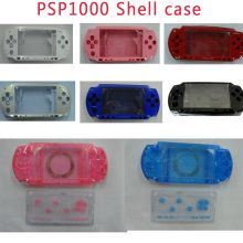 Free Shipping For PSP 1000 PSP1000 Full Housing Shell Cover Case Replacement Buttons Kits(China)
