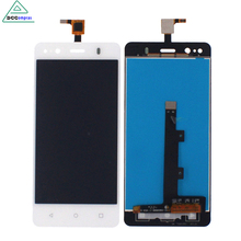 LCD Display Touch Screen Digitizer For BQ Aquaris M4.5 4.5 Tested High Quality White Color Mobile Phone LCDs Free Tools