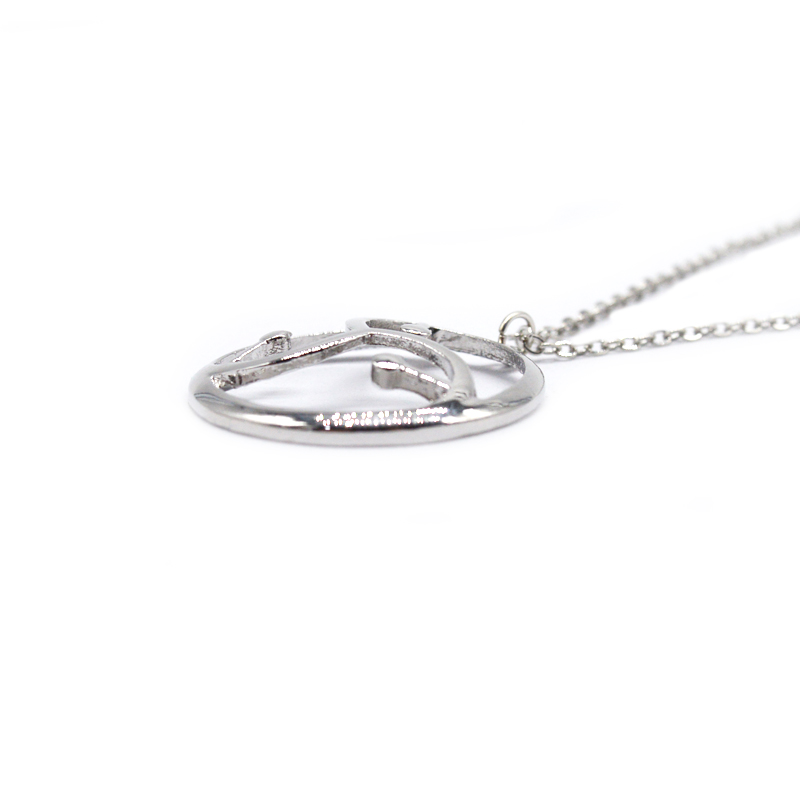 1pcs BDSM Symbol Pendant Necklace Jewelry TD182-in Pendants from Jewelry    Accessories on Aliexpress.com
