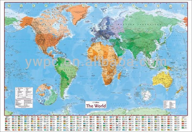 140x100cm 55x39inch large waterproof english world map poster 140x100cm 55x39inch large waterproof english world map poster blue world maps wall paper gumiabroncs Image collections