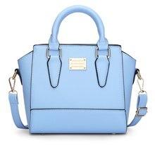 น่ารักผู้หญิงMessengerถุงขนาดเล็กที่มีคุณภาพสูงหนังPUกระเป๋าสะพายสุภาพสตรีกระเป๋าc rossbodyกระเป๋าQ5